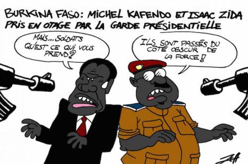 Article : Burkina Faso: Transition en danger
