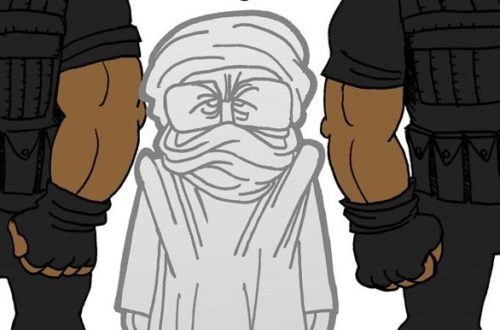 Article : Le silence de marbre d'Hissen Habré