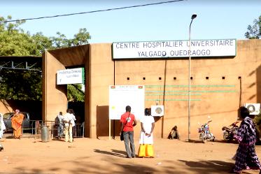 Hopital Ouagadougou