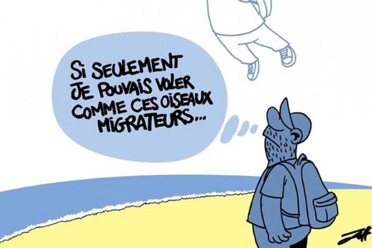 Reve de migrant