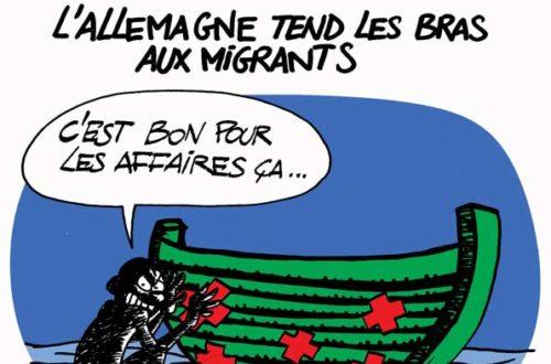 Article : Bonne nouvelle pour les migrants… et les passeurs