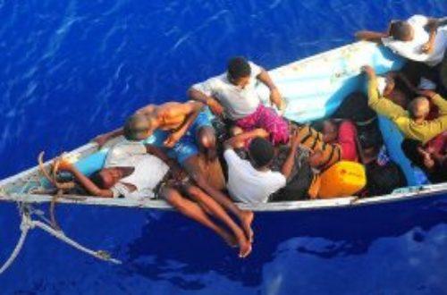 Article : Immigration clandestine : à la recherche d'un «el dorado» illusoire