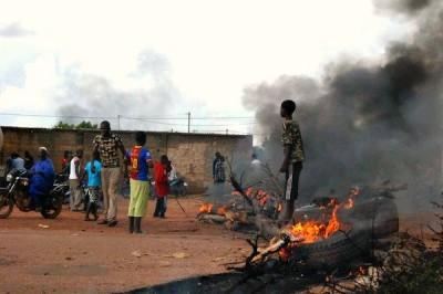 Ouagadougou coup d'etat J+3