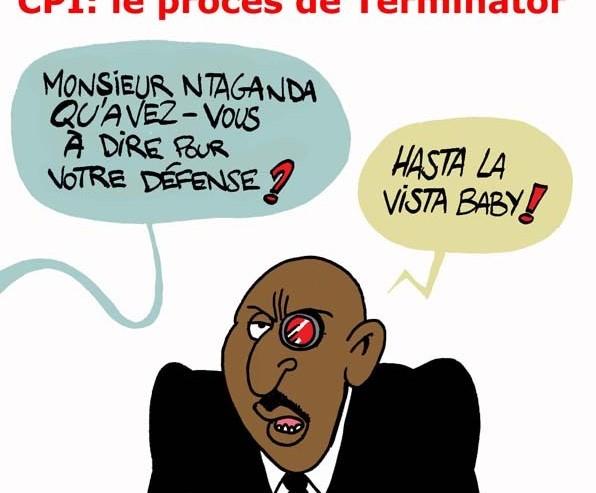 Bosco Ntaganda à la CPI