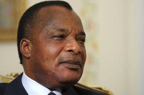 Article : L'éternel Sassou