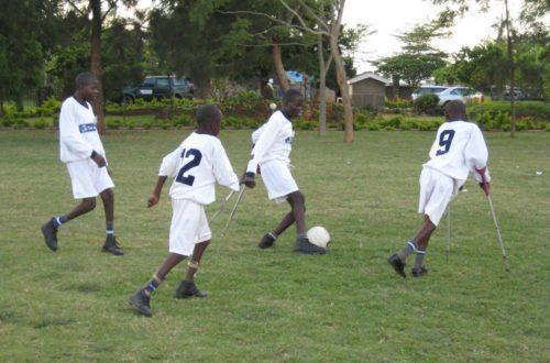 Article : Cameroun : les enfants handicapés ont aussi droit à la rentrée scolaire