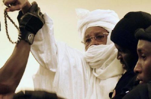 Article : Procès Habré – les esclaves sexuelles rompent le silence