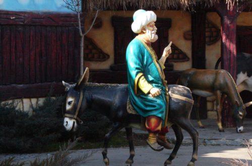 Article : Ce que disent les gens… sagesse des contes de Nasreddine