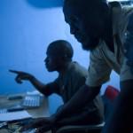 Journaliste Libéria Peter Toby