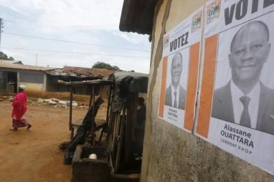 Présidentielle Ivoirienne 2015