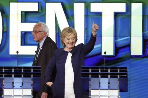 Article : Hillary Clinton, Bernie Sanders : duel à gauche