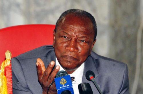 Article : Les Guinéens ont « choisi » leur président