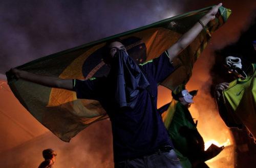 Article : La terrifiante montée des extrémismes au Brésil