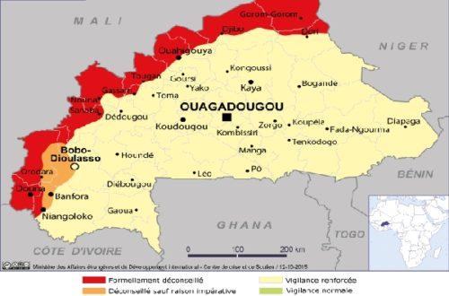 Article : Terrorisme : le Burkina est donc devenu un pays dangereux ?