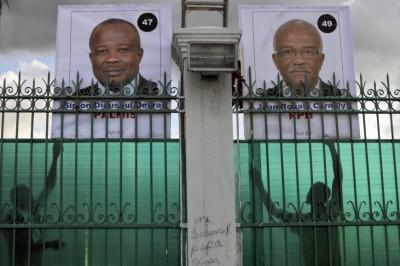 Haïti élections 2015