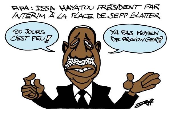 Issa Hayatou