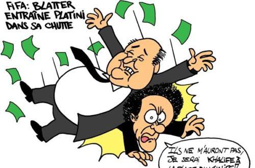 Article : FIFA : Blatter et Platini à la trappe
