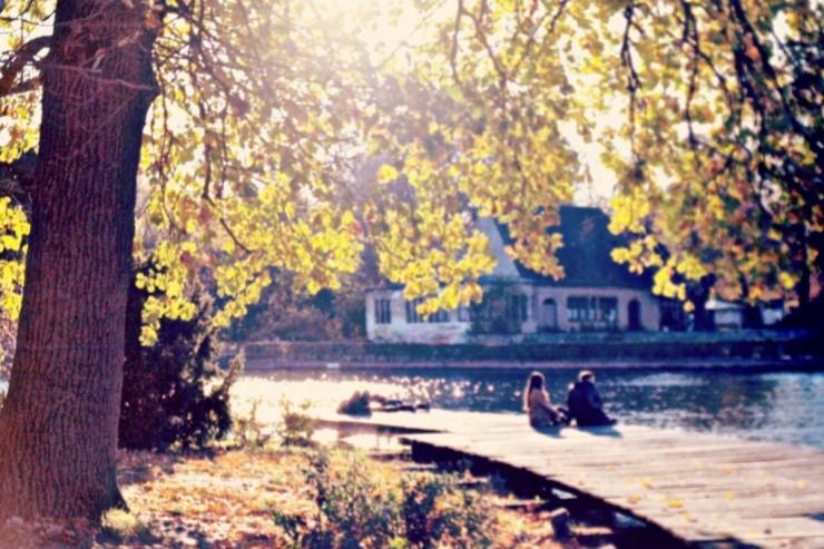 Parc lac amour