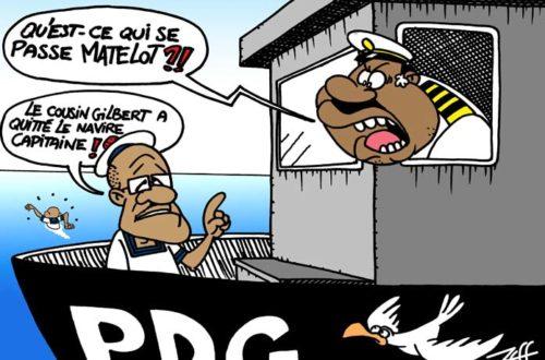 Article : PDG : le bal des déserteurs