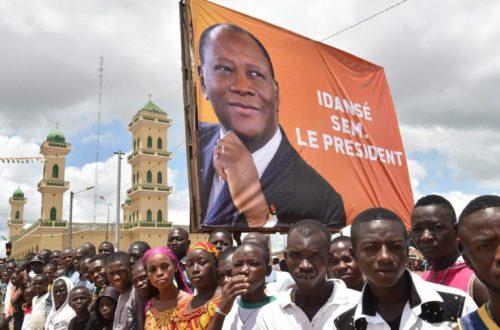 Article : La foire ivoirienne aux charlatans politiques!