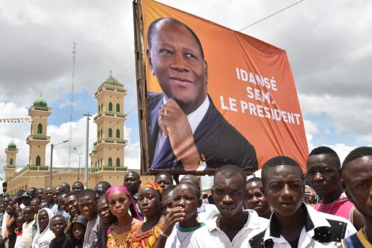 présidentielle Côte d'Ivoire