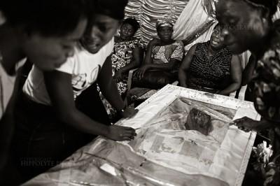 Enterrement Cameroun