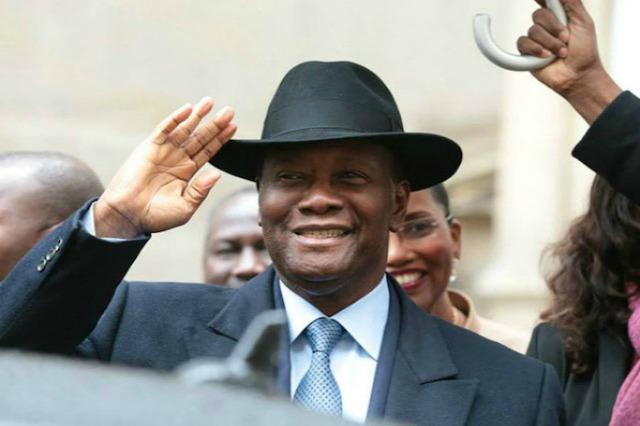 Alassane Dramane Ouattara Côte d'Ivoire