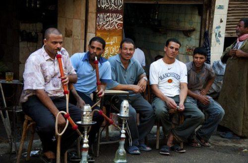 Article : Bienvenue en Égypte: une affaire de café et de chicha !