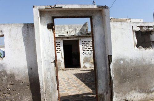 Article : Keur Baye Boss : une garderie qui sombre dans la décrépitude