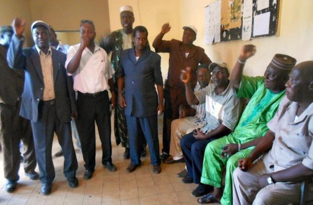 Grèves des travailleurs Guinée