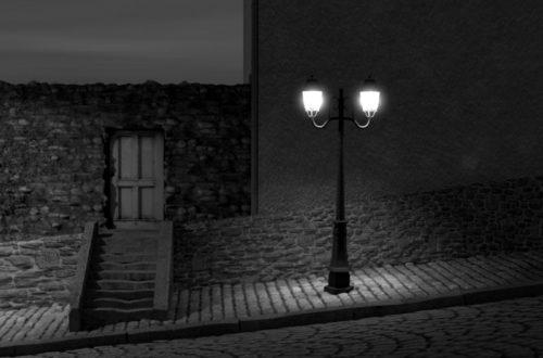 Article : Je dois être un lampadaire