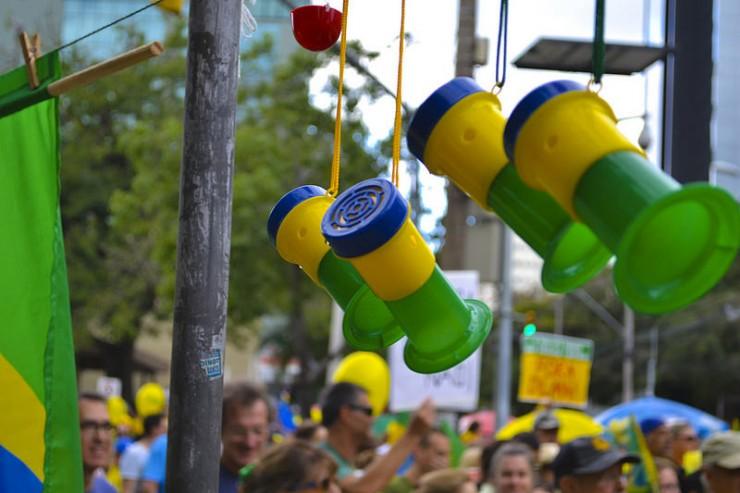 Le Brésil a l'épreuve de la démocratie
