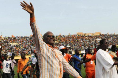 Article : Bonjour Monsieur le président du Faso !