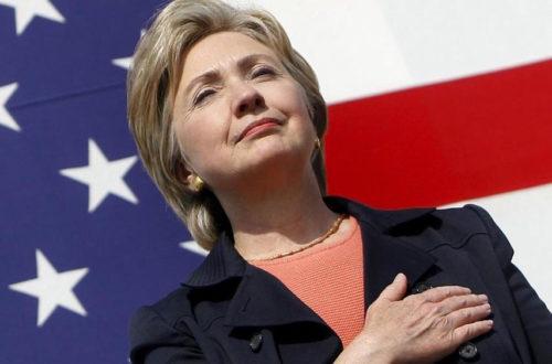 Article : Mais qu'est-ce qui fait courir Hillary ?