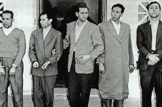 Hocine Aït Ahmed Algérie