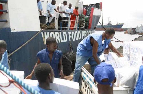 Article : Nord-Kivu : le PAM vient au chevet de 48 000 nouveaux déplacés à Lubero