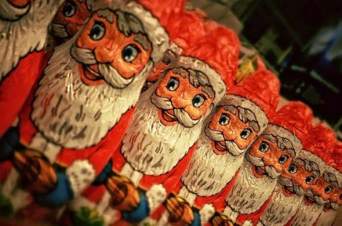 Article : Une lettre anticipée au Père Noël