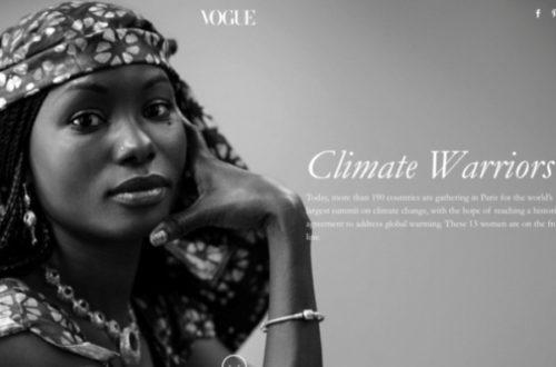 Article : L'Afrique, les femmes et la COP21 !