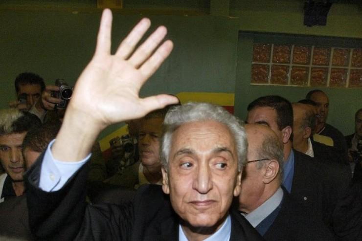 L'Algérie enterre Aït Ahmed