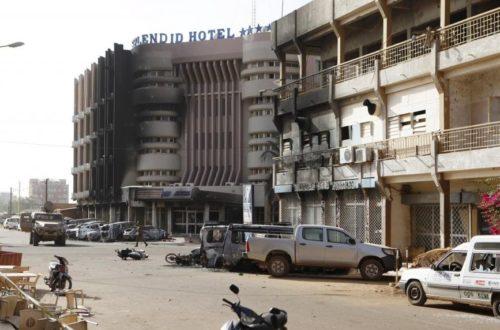 Article : Attaque à Ouagadougou: les djihadistes ont frappé le coeur de la capitale