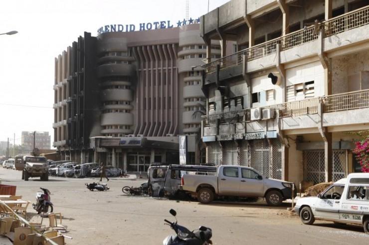 Attaque terroriste à Ouagadougou, le 16 janvier 2016