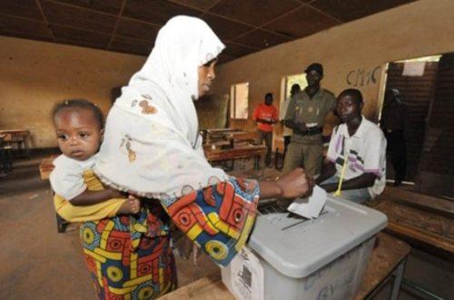 Article : Niger : fin de l'audit du fichier électoral