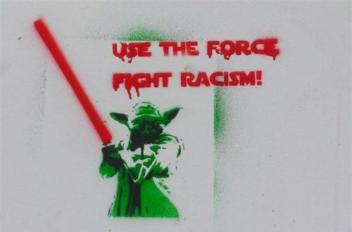 Article : Le racisme, il ne passera pas par moi