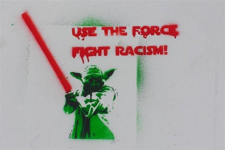 Combattre le racisme avec la Force