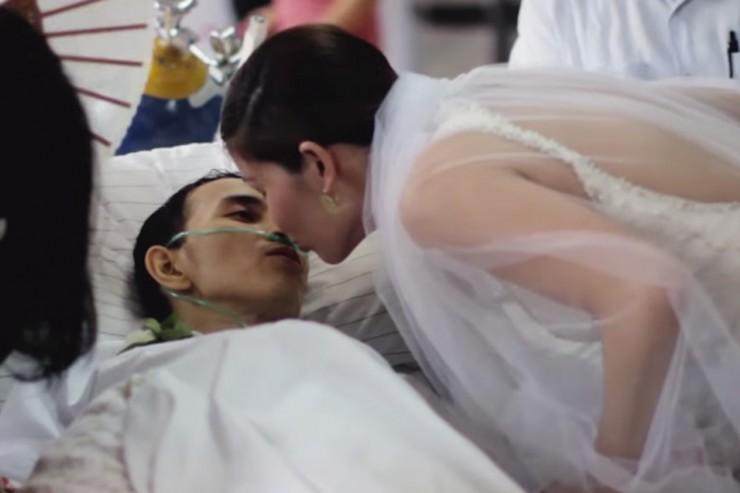 Le mariage de Rowden et Leizel
