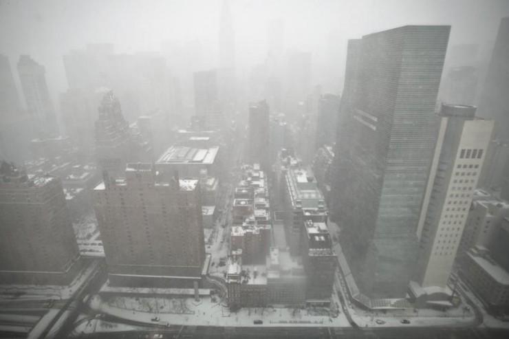 Blizzard, vous avez dit blizzards ?