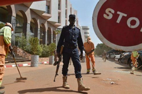 Article : L'état d'urgence à la malienne