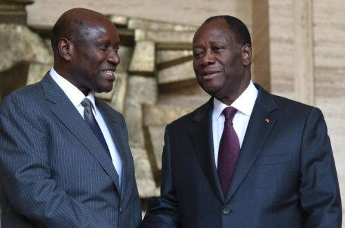 Article : Nouveau gouvernement ivoirien : un petit club d'ami au sommet de l'Etat