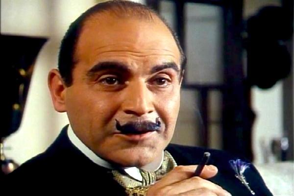 Hercule Poirot mon amour
