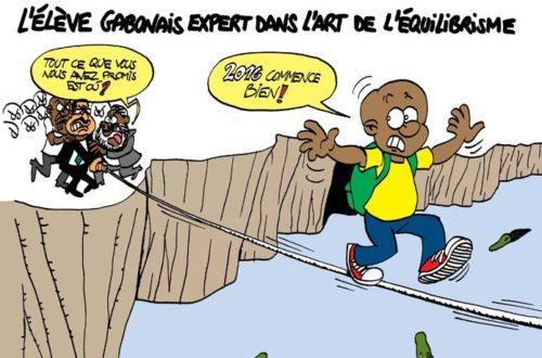 Article : L'élève gabonais, cet équilibriste